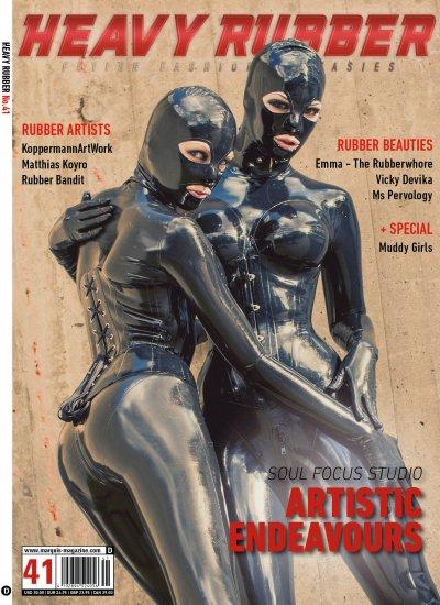 Heavy Rubber Magazine 41