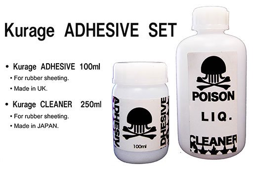 Latex Adhesives Set