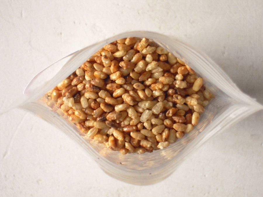 煎り玄米 / ハト畑