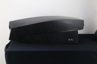 彫刻「まくら石」500×300×H200