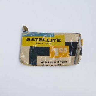 【SALE】フラットポーチ(カラー)