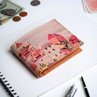 二つ折り財布(ファニー キャッスル)
