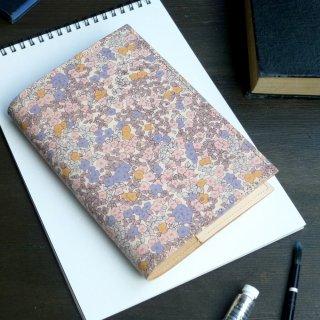 文庫本トールサイズ ブックカバー (ロマンティック インパチェンス)