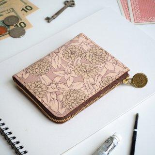 L字ファスナー財布(グレイッシュ ジニア)