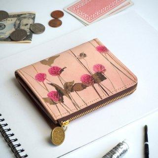 Lウォレット  L字ファスナー財布(ノスタルジック ゴンフレナ)