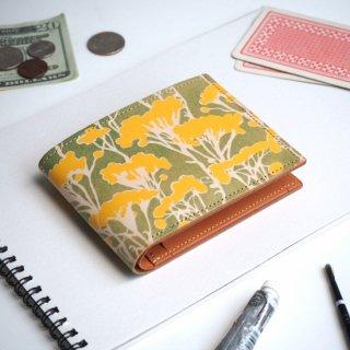 ハーフウォレット/二つ折り財布(ピュア イモーテル)
