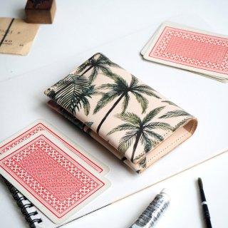 カードケース(トロピカル パーム)/名刺入れ
