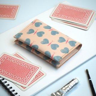 カードケース(ハートフル バタフライ)/名刺入れ