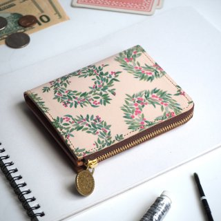 L字ファスナー財布(リース)