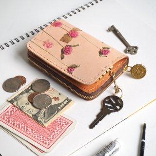 キーウォレット [ 小さい 財布 + キーケース ](ノスタルジック ゴンフレナ)