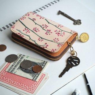 キーウォレット [ ミニ 財布 + キーケース ](アカイミ)
