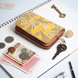 キーウォレット [ ミニ 財布 + キーケース ](ピュア イモーテル)