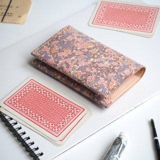 カードケース(ロマンティック インパチェンス)/名刺入れ