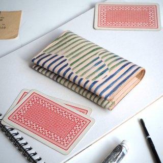 カードケース(オーロラ ストライプ)/名刺入れ
