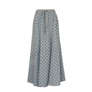 <img class='new_mark_img1' src='https://img.shop-pro.jp/img/new/icons8.gif' style='border:none;display:inline;margin:0px;padding:0px;width:auto;' />dot  flare  skirt(mint)
