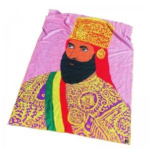 GREETING blanket