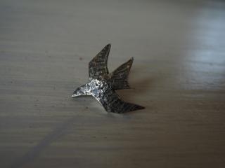 *渡り鳥のピン
