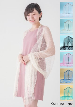 A-1040 シルクレース新ペルシャ柄ストール 豪華サイズ/SILK LACE STOLE DELUXE EDITION<img class='new_mark_img2' src='//img.shop-pro.jp/img/new/icons13.gif' style='border:none;display:inline;margin:0px;padding:0px;width:auto;' />
