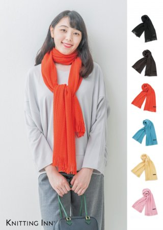 F-3300 ファインウールジグザグリブマフラー2018/FINE WOOL ZIGZAG RIBBED SCARF<img class='new_mark_img2' src='https://img.shop-pro.jp/img/new/icons13.gif' style='border:none;display:inline;margin:0px;padding:0px;width:auto;' />