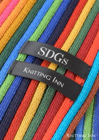 F-3346K SDGs子どもマフラー2021/SDGs SCARF 2021 FOR KIDS<img class='new_mark_img2' src='https://img.shop-pro.jp/img/new/icons5.gif' style='border:none;display:inline;margin:0px;padding:0px;width:auto;' />