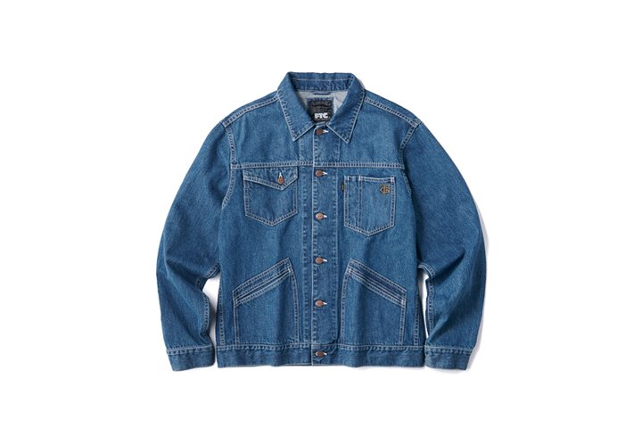 FTC x TOMMY GUERRERO CAPSULE DENIM WORK JACKET