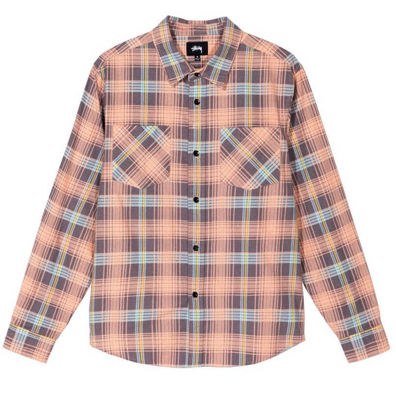 LOWRENCE PLAID SHIRT