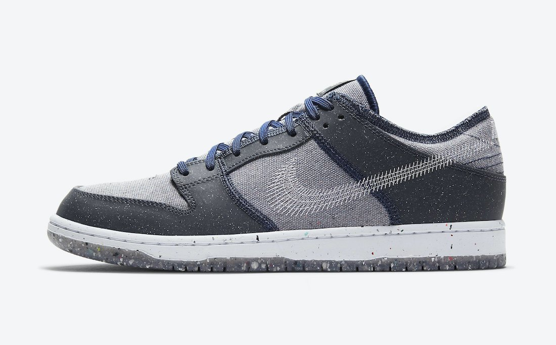 NIKE SB DUNK LOW PRO E  [Dark Grey / White-Dark Grey] 代引き発送のみ