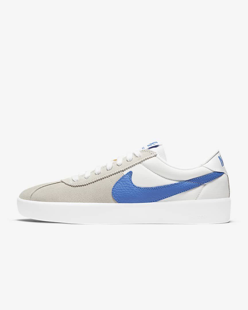 NIKE SB BRUIN REACT  [Summit White/Summit White/White/Signal Blue]