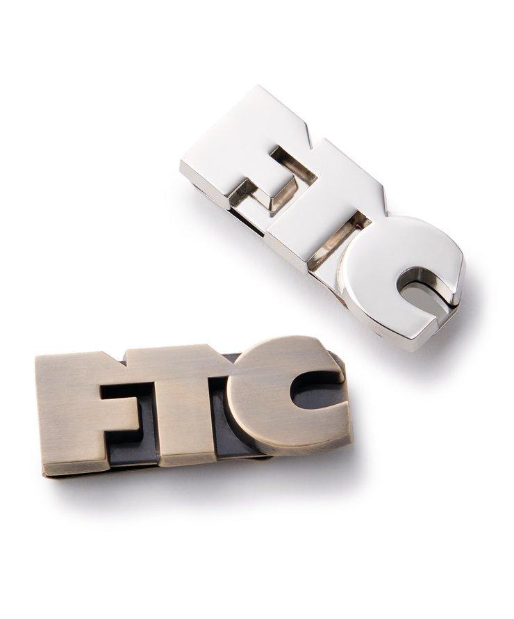FTC OG LOGO MONEY CLIP