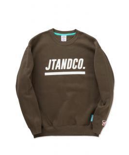 JT&CO - JTANDCO CREW NECK