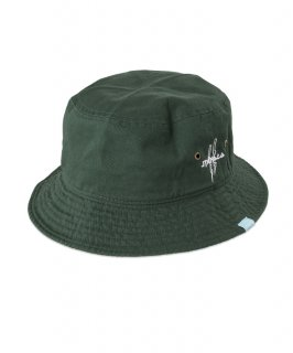 JT&CO - WASHED TWILL BUCKET HAT