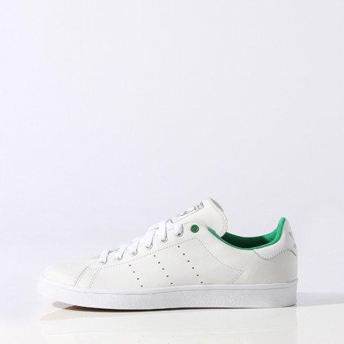 adidas SB-STAN SMITH VULC / Vintage White / Green / オリジナルス スタンスミスバルカ
