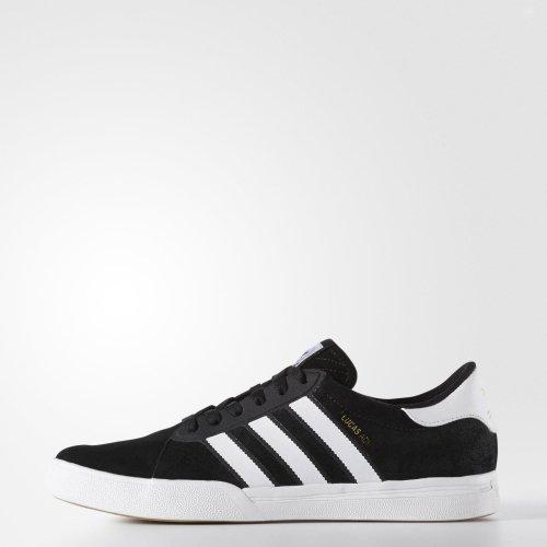 adidas SB-Lucas ADV / Black/White/Goldmt
