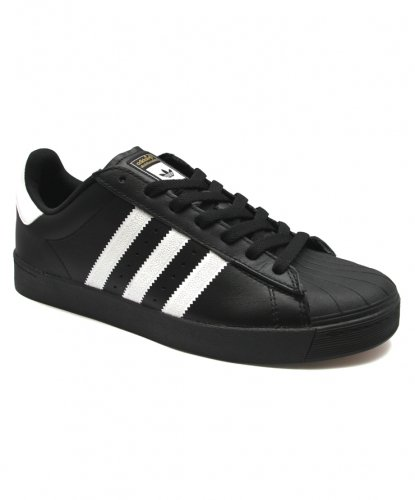 ADIDAS Skateboarding - SUPERSTAR VULC ADV-BLACK