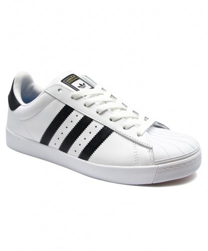 ADIDAS Skateboarding - SUPERSTAR VULC ADV - WHITE