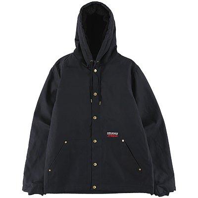 Labor Hoodie Jacket  Navy