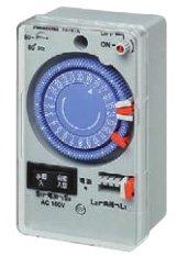 パナソニック TB182N ボックス型タイムスイッチ 交流モータ式 AC200V用(24時間式)(1回路型)