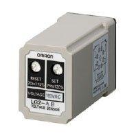 オムロン LG2-DB DC12 ボルティジ・センサ(電圧検出リレー)  DC12V