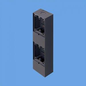 パナソニック WK9802 EV・PHEV充電屋外コンセント用露出ボックス