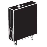 オムロン P70D DC12/24V I/Oリレーソケット 表示灯モジュール(サージ吸収機能付)