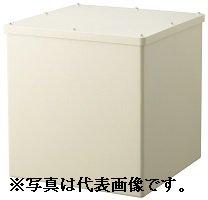 日動電工 PB303025KGHW プルボックス カブセ蓋 正方形(ノック無) 300x300x250 グレー
