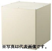 日動電工 PB303030JHW プルボックス 平蓋 正方形(ノック無) 300x300x300 アイボリー