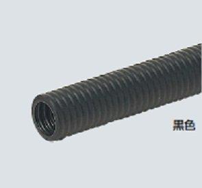 未来工業 MF-16K PF管 ミラフレキMF(PFD) 近似内径16mm 長さ50m 黒