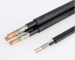 冨士電線 EM-SH-C(F) 3.5-3C 600V エコ低圧耐火ケーブル 平型 3心 3.5平方mm 切り売り