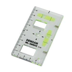 ジェフコム デンサン ML-2MSHX スイッチボックスケガキレベル(つまみ穴付タイプ )