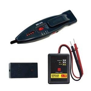 ジェフコム デンサン SEC-970PS ブレーカー配線チェッカー