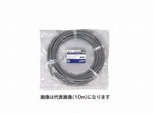 JAPPY VCT-F 6C-1.25 ミニ定尺 10m ビニルキャブタイヤ丸形コード 6心 1.25平方mm