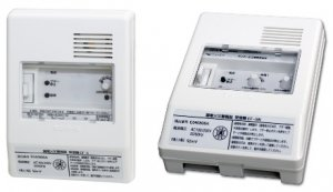 テンパール工業 EF-5  漏電火災警報器 受信機 貫通形変流器対応