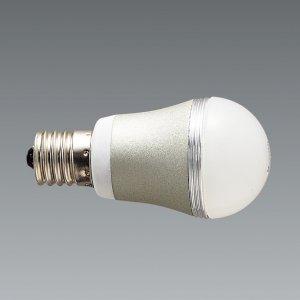遠藤照明 RAD-907N LEDZランプE17 (5000K) 昼白色 フロストクリプトン球60W形相当