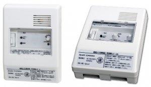 テンパール工業 EF-5N 漏電火災警報器 受信機 分割形 変流器対応 1回路